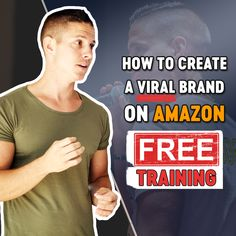 Without any eCommerce experience, technical skill, or a huge upfront investment! Viral Marketing, Affiliate Marketing, Online Marketing, Digital Marketing, Make Money On Amazon, Sell On Amazon, How To Make Money, Training Classes, Free Training