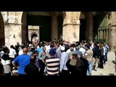 Video: Clashes break out on Temple Mount after Jews bow down - Jews Official
