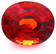 Spicy dark yellowish orange Spessartite oval weighing 13.100 cts. Like all garnets, this spessartite garnet is untreated, so the beautiful color and clarity that you see, is just as nature created. More @ www.multicolour.com and #gemstones