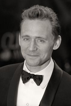 A great close up shot of charming Hiddles at the Olivier Awards. London, April 28 2013 #Oliviers