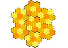 tessellations (don't care much for the colors, but the fractalization of domains is neat)