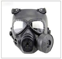 Airsoft Paintball Dummy Gas Mask Tactical Skull Masks Resin Full Face Gas Masks for CS Wargame Face Protective Security Supplies Resident Evil, Airsoft Helmet, Airsoft Guns, Paintball, Human Skeleton, Head Mask, Nose Mask, Skull Mask, Full Face Mask