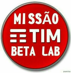 Missão Tim Beta Lab #timbeta #timbetalab #blabla Tim