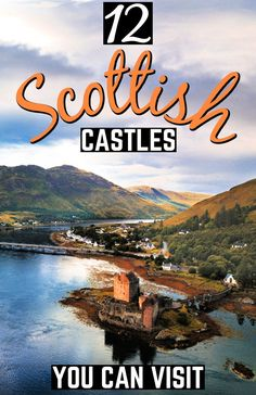 12 Best Castles To Visit In Scotland That Ooze History Castles in Scotland that simply ooze history. These 12 Scottish castles will make for a great day out during your Scotland vacation! Ways To Travel, Best Places To Travel, Travel Tips, Travel Advice, Travel Guides, Scotland Vacation, Scotland Travel, Ireland Travel, 7 Places