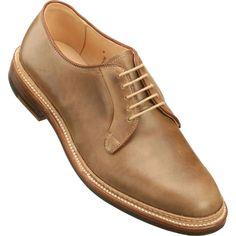Alden Men's Plain Toe Blucher Style #: 9501  | #TheShoeMart   #alden #shoes