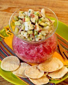 Tilapia Ceviche Recipe | Martha Stewart