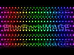 Stock Footage : Neon LED light Bs1 BTR