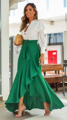 # Casual Outfits for work indian Everyday Chic Basic Women Fashion Lifestyle Amazing Spring Fashion Outfit Ideas Spring Fashion Outfits, Girl Fashion, Fashion Dresses, Womens Fashion, Fashion Trends, Skirt Outfits, Cute Outfits, Summer Work Dresses, Casual Wear
