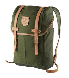 Proceeds from Fjällräven sales help save the arctic fox #artic #causes #earth #fox http://www.phatrice.com/fjallraven-kanken-number-21-rucksack-green