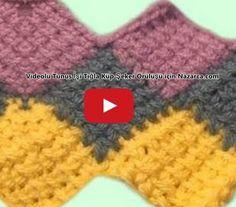 Crochet Bedspread, Crochet Pillow, Crochet Blanket Patterns, Knitting Patterns, Tunisian Crochet, Knit Crochet, Crochet Hats, Crochet Shell Stitch, Crochet Stitches