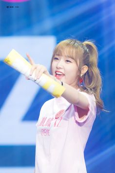 ♡˳೫˚∗ yena ₊ #아이즈원 ⋆ฺ。*:・ 181029 ➳ my girl ˳೫˚ 3 In One, One Pic, Yuri, Korean Bangs, Baby Ducks, Fandom, Japanese Girl Group, Kim Min, Kpop
