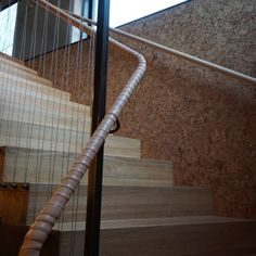Kork i trapperommet er både trendy og akustikk vennlig! Stairs, Wall, Home Decor, Stairway, Decoration Home, Staircases, Room Decor, Stairways, Interior Design