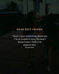 TAG YOUR BESTIE . I just absolutely love yall friends of mine on here. All of y Friendship Quotes Quotes Distance Friendship, Best Friendship Quotes, Emotional Friendship Quotes, Friendship Stories, Funny Friendship, Dear Best Friend, Best Friend Quotes For Guys, Breakup Quotes For Guys, Friend Sayings