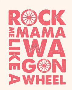 heeeeeeeey mama rock me :) KARLY LADENBURG.  CECILIA LADENBURG