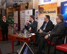 W rozmowie m.in. z Robertem Noceniem, członkiem zarządu, dyrektorem marketingu Carrefour Polska oraz Ryszardem Tomaszewskim, prezesem Tesco Polska.