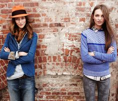madewell:    Time to layer up! Sohereare 10 creative pairings to keep you warm all season long.