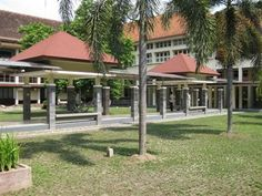 Universitas Sanata Dharma - The Jesuit university in Yogyakarta, Indonesia
