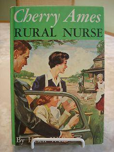 Cherry Ames Rural Nurse by Helen Wells