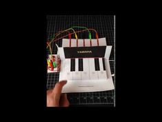 Makey Makey Makerspace Project - Make a Piano & Learn About Circuits