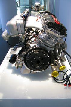 BMW touringcar racing engine P54 B20 Production dates