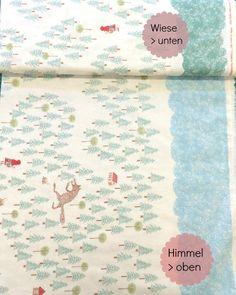 """Designerstoffe USA - Baumwollstoff """"Rotkäppchen"""" KOKKA - Panel - ein Designerstück von Kathi-Kunterbunt bei DaWanda"""