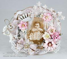 DeeDee´s Card Art ♥ Live & Love Crafts DT - Little Princess ♥