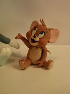 "Studio ""FONDANT DESIGN ANA"" - Figurice za torte (fondant figures): TOM AND JERRY SHOW"