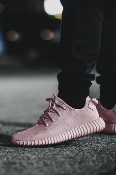fc81e2001842a2 Envy Avenue. — envyavenue  Pink Yeezy Boost 350 Sneakers Fashion