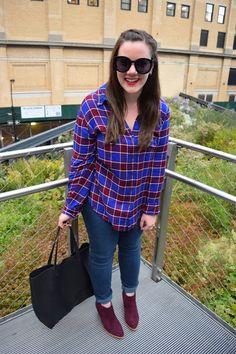 Sequins and Skulls: My High Line Birthday
