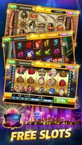OMG! Fortune Free Slots - This slots game, developed by Lucky Fish Games, is an incredibly fun and addicting gambling game for iPhone and iPad. It features plenty of variety, from slot machines to unique mini games. Naturally there are standard games like slot machines, but there are also different games that I've personally never seen in any other iOS gambling game. Click the image for our full review.