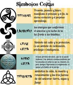 Símbolos celtas                                                                                                                                                                                 Más