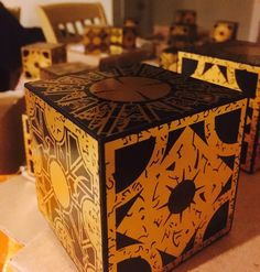 Hellraiser Lament Configuration Puzzle Box by TheHorrorCorner