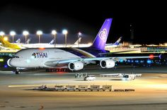 Thai Airways International Airbus A380-841