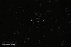 M44, ammasso del presepio nel Cancro - 10 febbraio 2015 - Canon EOS 1200D- Obiettivo 75/300.