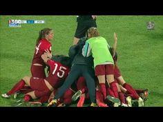 SPORTS And More: #WomensSoccer #Euro #Romenia -0- #Portugal -1- Fin...
