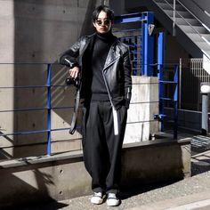いいね!378件、コメント1件 ― Fashion Pressさん(@fashionpressjp)のInstagramアカウント: 「Today's snap . Robin . wearing #blouson #99percentis #turtleneck #uniqlo #pants…」