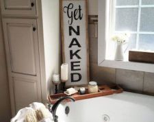 110 best farmhouse bathroom decor ideas (39)