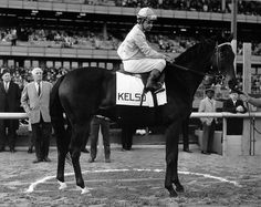 Kelso....5X Horse of the Year....doubt we'll see that happen again.