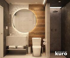 moderne Badezimmer von Kuro Design Studio