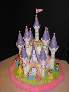 Castle cake Castles Cake and Pastry cake