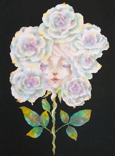 A Rose by Reina-Ruuska on deviantART