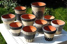 Painted+Flower+Pot+Crafts | Found on nicolettetabram.com