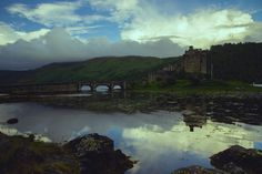 As soon as I got my camera i was determined to photograph Eilean Donna Castle and eventually after a long drive I done it! The most photographed place in Scotland, supposedly.
