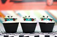 Lindos cupcakes!