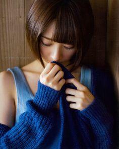 Nogizaka46 Nanami Hashimoto Tsuchi no Oto on Bubka Magazine - JIPX(Japan Idol Paradise X)