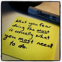 What do you fear the most? Sharing your faith? Fundraising? An overseas mission trip?