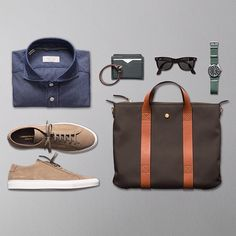 Our Oxford Indigo accompanied by beautiful accessories. #meandmyeton
