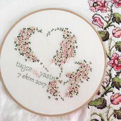 @10marifet in #beyazmarifet etkinliğine ben de katılayım maviyi kırmızıyı kaçırmışız☺️ beyaza yetiştik ☺️ Hayırlı geceler #embroidery #nakış #brezilyanakışı #nişan #nişantepsisi #nişanhazırlıgı #düğünhazırlığı #nakış