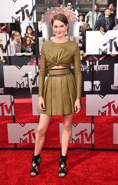 2014 MTV Movie Awards: Shailene Woodley