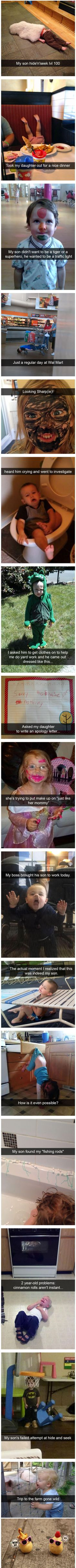 Kids Are Complete Weirdos - 9GAG